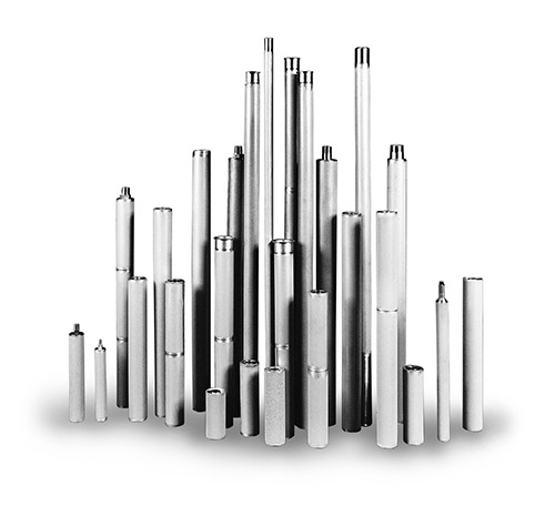 Sintered Porous Metal Filter Elements