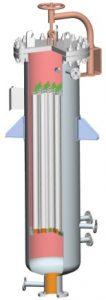 Food Oil Intermediates Filter
