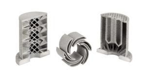 3D Printed Porous Metal