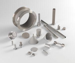 Filter Assemblies & Porous Components
