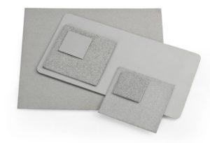 porous metal sheet