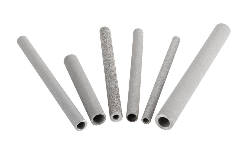 Porous Metal Tubes